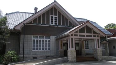 県立美術館広坂別館と天神橋が有形文化財に答申