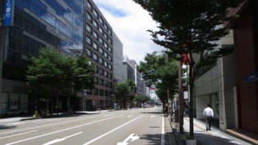 「金沢ゆめ街道」で武蔵~片町が歩行者天国に