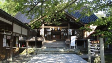 ひがし茶屋街の近くの宇多須神社に「忍者」が
