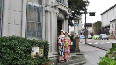 金沢の着物レンタル店で大正ロマンが増加