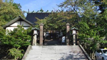 卯辰山麓の3つの寺社で忍者の人形を設置