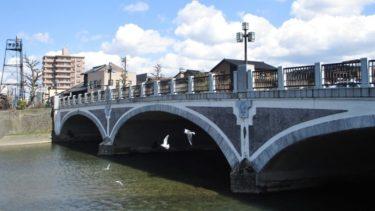 浅野川大橋と中の橋でライトアップ整備