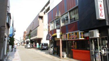 金沢駅近くの別院通り商店街で出店加速