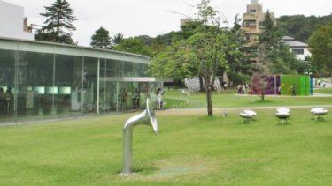 金沢21世紀美術館のラッパが復活