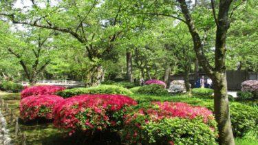 兼六園への外国人観光客が7年連続最多
